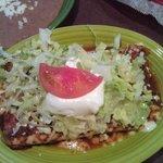Enchiladas Supremas - Also EXCELLENT