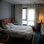 standard room is not luxy but fine for a city hotel in this location
