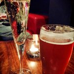 Beer of the Month and an Italian Cuvee
