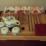 Tea set in your room