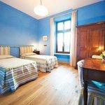la camera azzurra