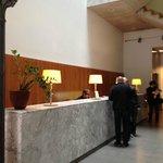 Hall de entrada do Onix Rambla