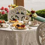 Enjoy a gourmet breakfast on the porch