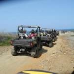UTV Tour of Aruba
