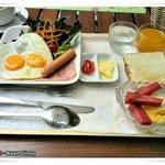 Lovely breakfast
