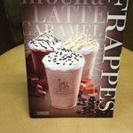 Delicious Frappes and Lattes