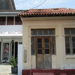 Old houses of Galle