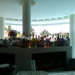 one of the bars. (gabi beach at the reserve)