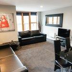 Penthouse Apartment - Living Area