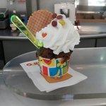 L'ho appena mangiato. . Ottimo.. è un gelato super :-)