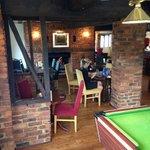 Refurbished Hotel Bar