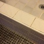 Dirty tiles and grouting!