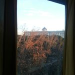 Visão da janela