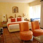 Habitación 45 categoria suite con Jacuzzi