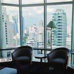 Room view. 部屋からの眺め!