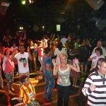 In der Diskothek
