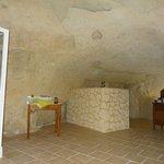 salle de bains chambre Tuffeau