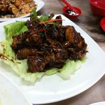 Shao Xin Hua Diao (Chinese) Wine and Ginger Chicken
