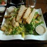 The Grilled Chicken Caesar Salad