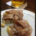 Lomo a la sal - Cured meat with salt & Olive oil