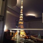 Beautiful Tokyo tower view;)