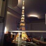Beautiful Tokyo tower view;)
