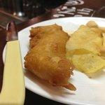Bacalao (fried cod)