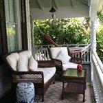 Caribbean Queen wraparound porch