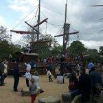 Parco giochi a tema Peter Pan di Hyde park