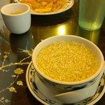 Fried rice soup