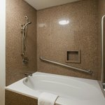 Spa Tub in Two Bedroom Suite