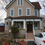 Ein liebevolles, altes, renoviertes Haus