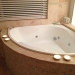 Private bath.