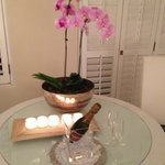 Another orchidea in the room.