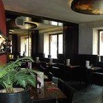 The Manzana restaurant