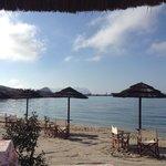 Laspigola private beach and rentals