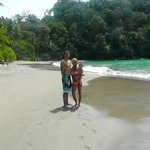 Manuel Antonio tour/beach