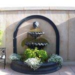 Fountain on French Quarter InnTerrace