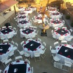 Fabulous Outdoor Event Venue