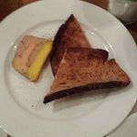 22€ foie gras