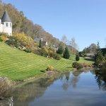 Lodge mit Garten