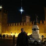 Castelvecchio de noche