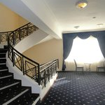 accès chambres et escaliers