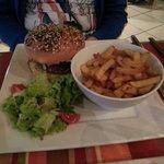 Burger blochon