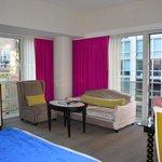 Room 1507 HUGE with wrap around balcony