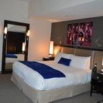 Room 1507; beds are super comfy!!