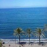 Vista Mar e Isla de La Gomera