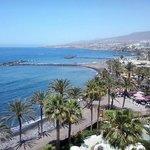 Vista Playa Las Ámericas