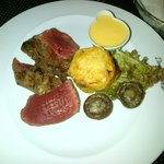 Fillet Steak Flavoured with Thyme