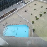 View of Pool from 10th Floor
